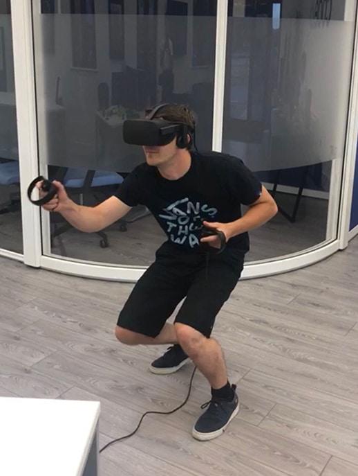Virtual Reality at Code23 Web Design Agency