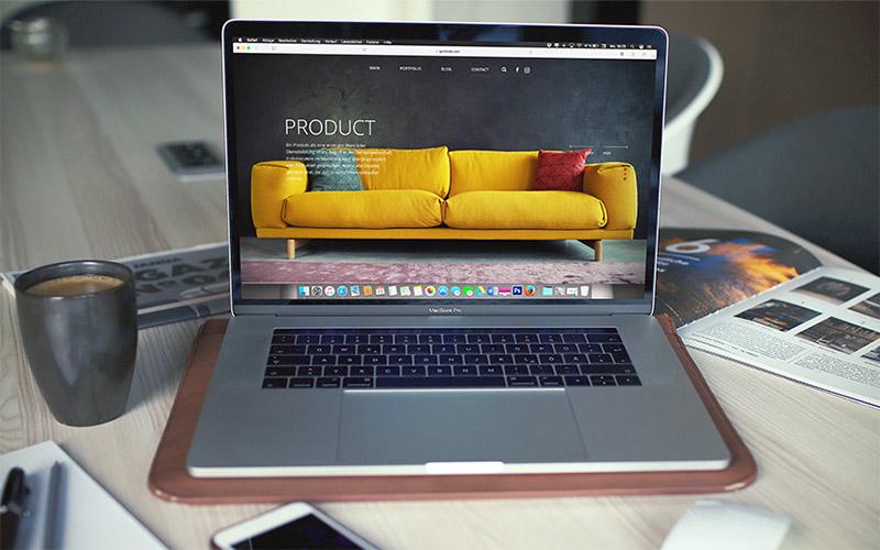 Multi vendor marketplace website