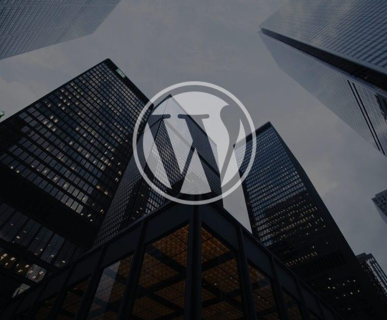 Enterprise Level Wordpress