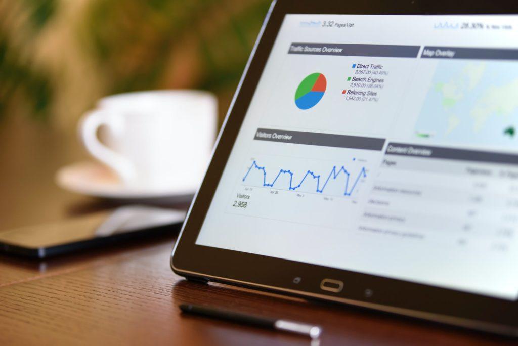 mobile app use: google analytics