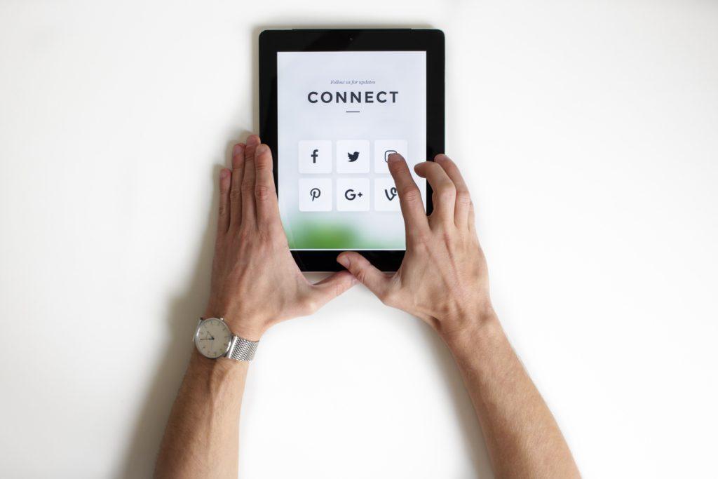 iPad User Interface Design