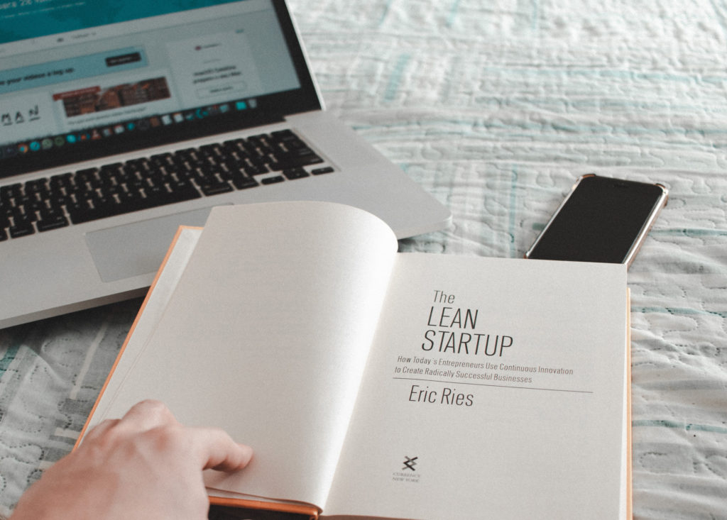 minimum viable products / the lean startup - Eric Ries